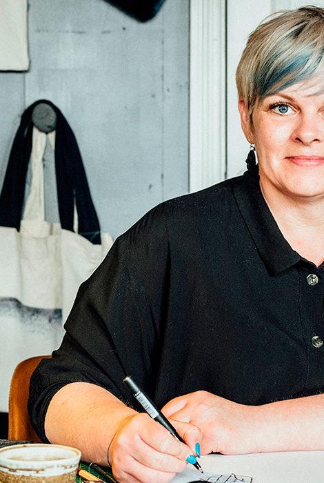 Онлайн-фестиваль <b>Nordic Meets Sustainable</b>: блиц-интервью с&nbsp;дизайнером <b>Сиссаль Кристиансен</b>