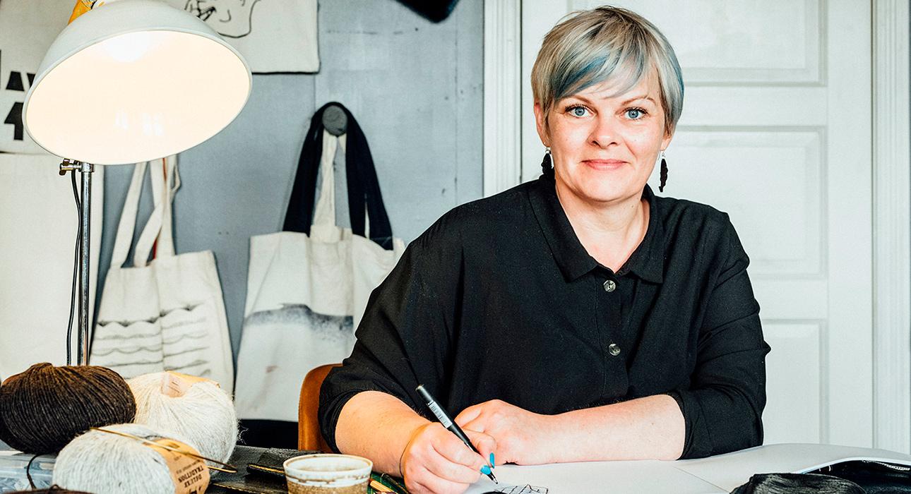 Онлайн-фестиваль Nordic Meets Sustainable: блиц-интервью с дизайнером Сиссаль Кристиансен