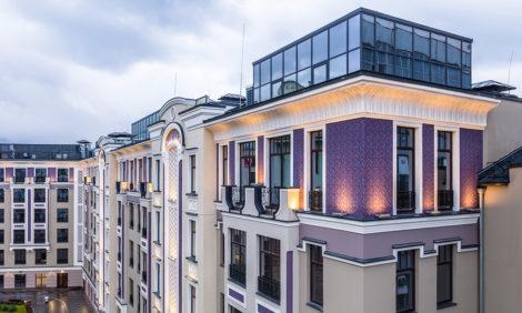 Real Estate: «Театральный дом»— Москва, которую мынепотеряли