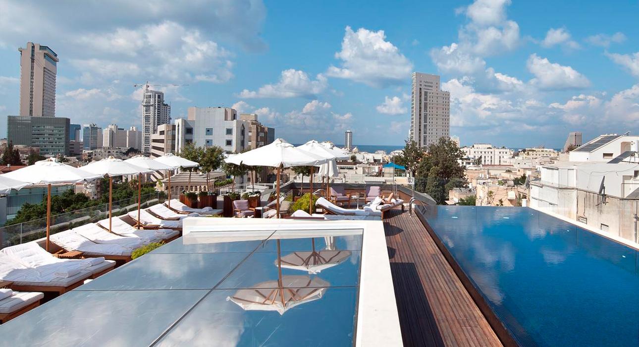 #PostaTravelnotes: The Norman в Тель-Авиве ждет туристов с 23 мая