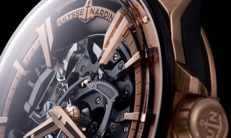 Часы & Караты: Ulysse Nardin на выставке Watches & Wonders 2021 показал модели Diver X Skeleton, Blast Hourstriker и UFO