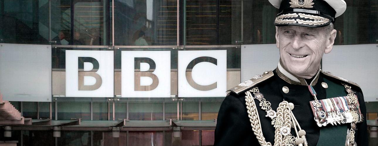 #PostaRoyals: зрители массово жалуются на BBC за освещение смерти принца Филиппа в «северокорейском» стиле