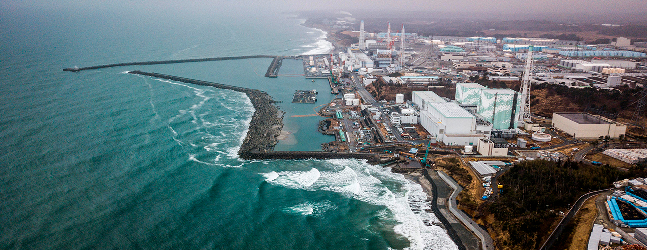 Eco Living: Япония сольет в океан воду с аварийной атомной электростанции «Фукусима-1»
