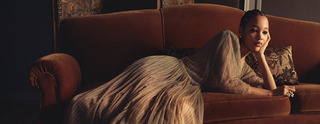 #PostaStyleNotes: Dior Gold — новая капсула Марии Грации Кьюри