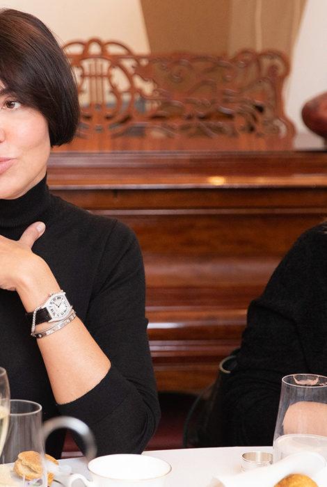 5 o'сlock tea с Posta Club: светские заседания со смыслом