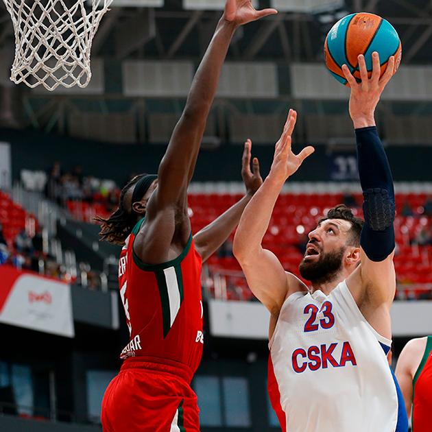 Ковидное-невероятное: как профессиональный баскетбол переживает пандемию
