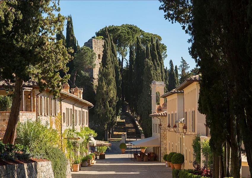 Rosewood Castiglion del Bosco (Тоскана, Италия)