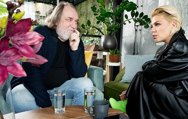 Алексей Сеченов и Липа Тетерич