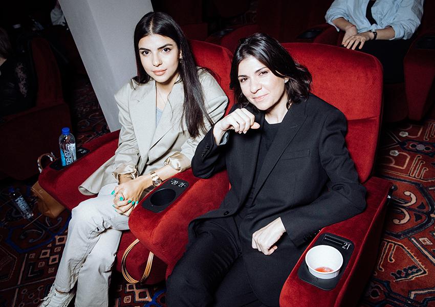 Нателла Крапивина с дочерью