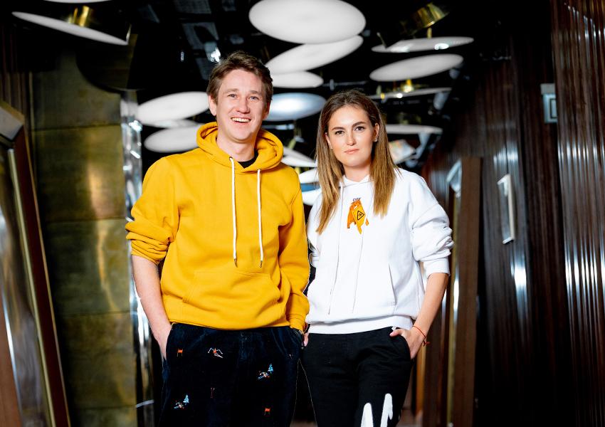 Антон Шагин и Рената Пиотровски