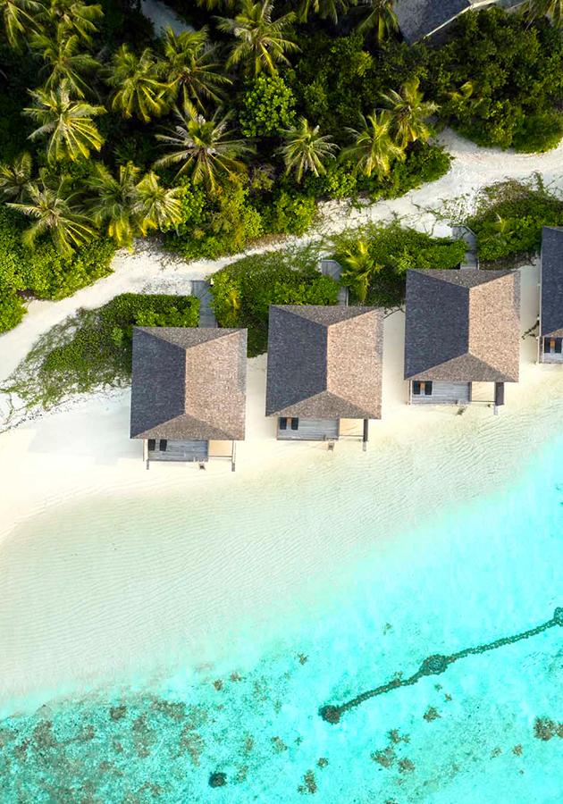 Le Méridien Maldives Resort & Spa (о. Тиламаафуши, Мальдивские острова)