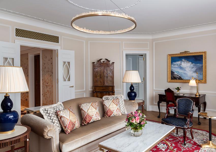 Badrutt's Palace Hotel (Санкт-Мориц, Швейцария)
