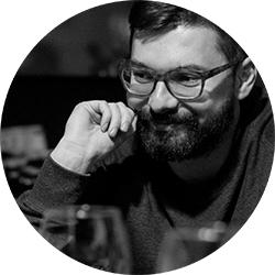 Роман Кантор, сценарист
