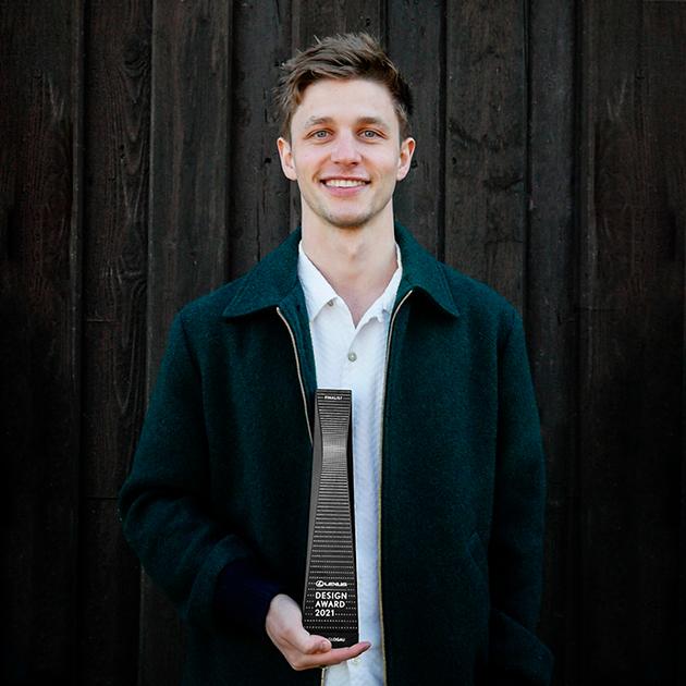 Eco Living: победителем мирового этапа Lexus Design Award 2021 стал новозеландец Генри Глогау с проектом портативного солнечного дистиллятора