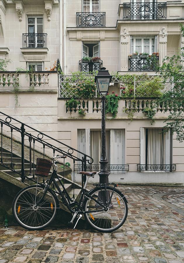 Eco Living: центр Парижа обещают отдать во власть пешеходов и велосипедистов