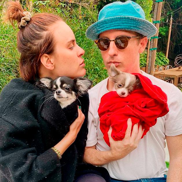 Пара недели: младшая дочь Деми Мур и Брюса Уиллиса выходит замуж