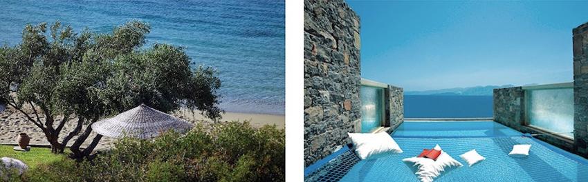 Elounda Peninsula и Porto Elounda (Крит, Греция)