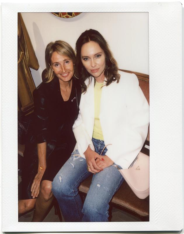Оксана Бондаренко и Ирина Зарькова