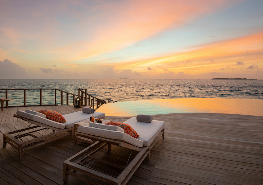 The Nautilus Maldives (Атолл Баа, Мальдивские острова)