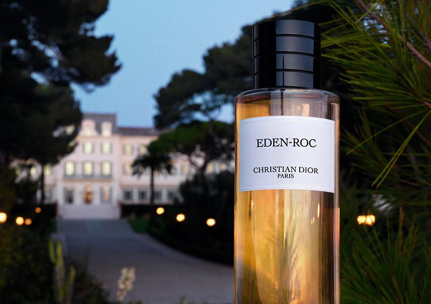 Новый аромат Dior в честь The Hotel du Cap-Eden-Roc, Антиб, Франция
