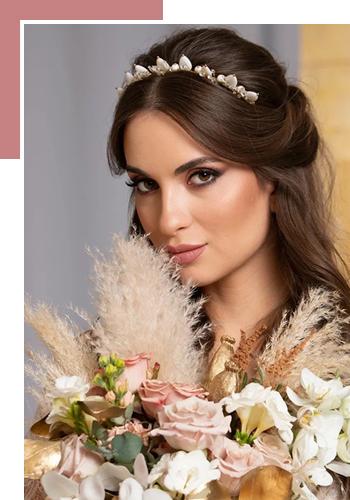 Образ невесты с доставкой от Beauty Bistro