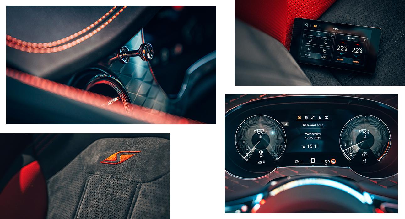 Bentayga S: новая версия эталонного внедорожника Bentley