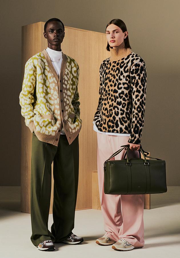 Style Notes: весенне-летняя коллекция Dior Men 2022