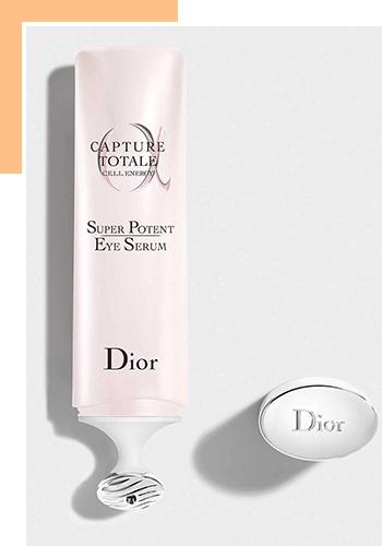 Новая сыворотка для глаз Capture Totale Super Potent Eye Serum, Dior