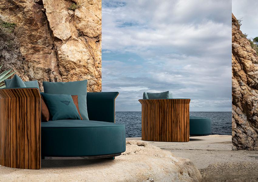 Дизайн & Декор: новая коллекция Bentley Home — Ramsey