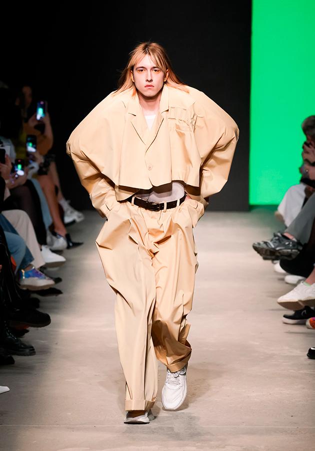 Показ студентов направления Мода HSE Fashion Design