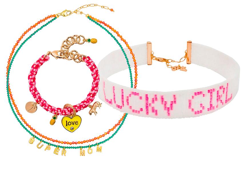 Коллекция весна-лето 2021 Sexy Fish Jewelry