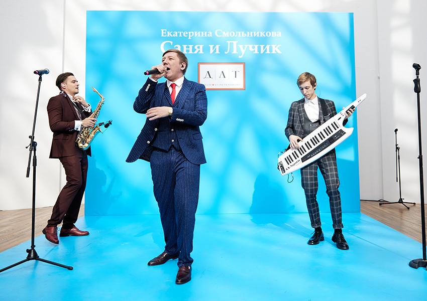 Хорошие новости: премьера арт-книги Екатерины Смольниковой в ДЛТ