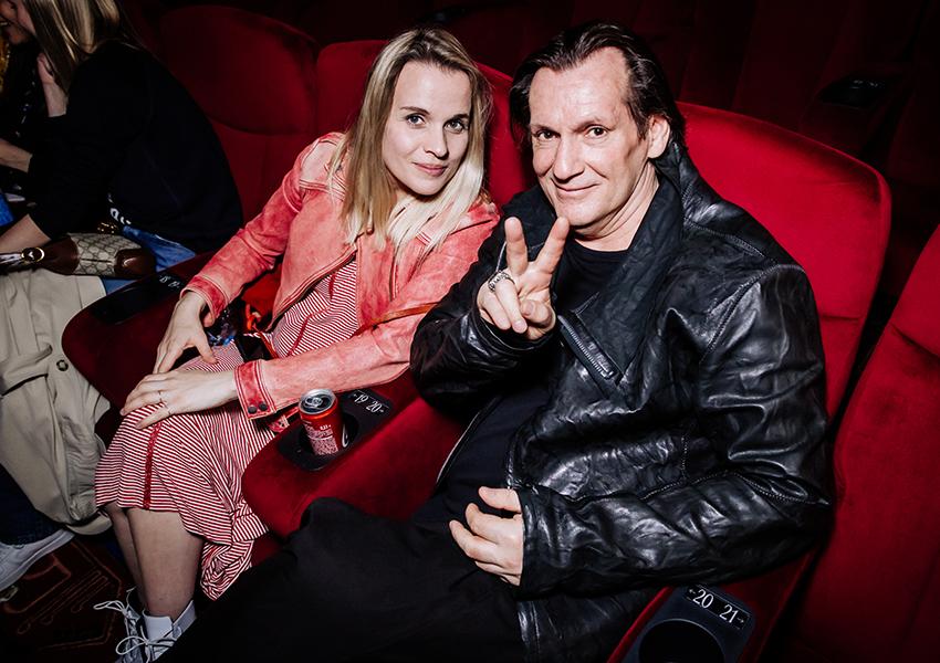 Мария Антипп и Игорь Миркурбанов