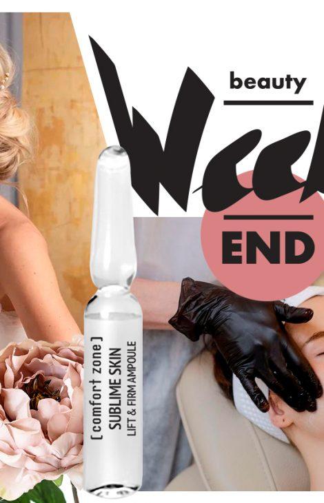 Бьюти-уикенд: скинбар Элен Манасир в«Сити», образы для невест сдоставкой иновые ампулы [comfort zone]