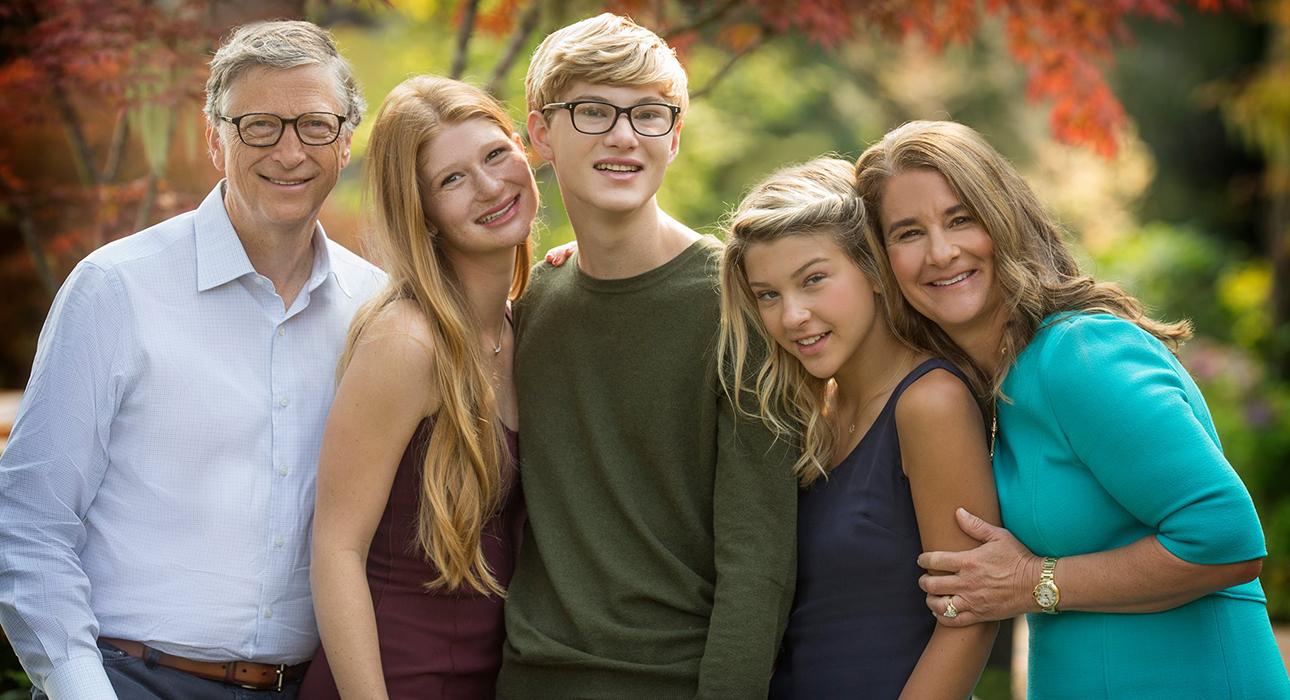 Билл и Мелинда Гейтс разводятся после 27 лет брака