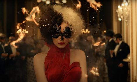 Видео дня: новый тизер фильма «Круэлла» с Эммой Стоун