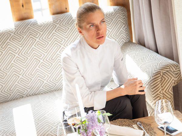 Хороший вкус сЕкатериной Пугачевой: интервью сшеф-владельцем ресторана Biologie (1*Michelin) Екатериной Алёхиной
