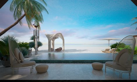 Новый отель. Батлер-волшебник и звукотерапия: мальдивский ретрит JOALI BEING начнет принимать гостей в конце 2021 года