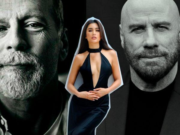 Джон Траволта и Брюс Уиллис снова снимаются вместе