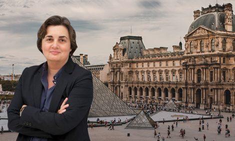 Women in Power: директором парижского Лувра впервые назначена женщина