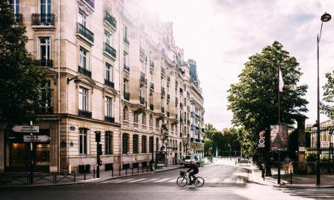 Центр Парижа обещают отдать во власть пешеходов и велосипедистов