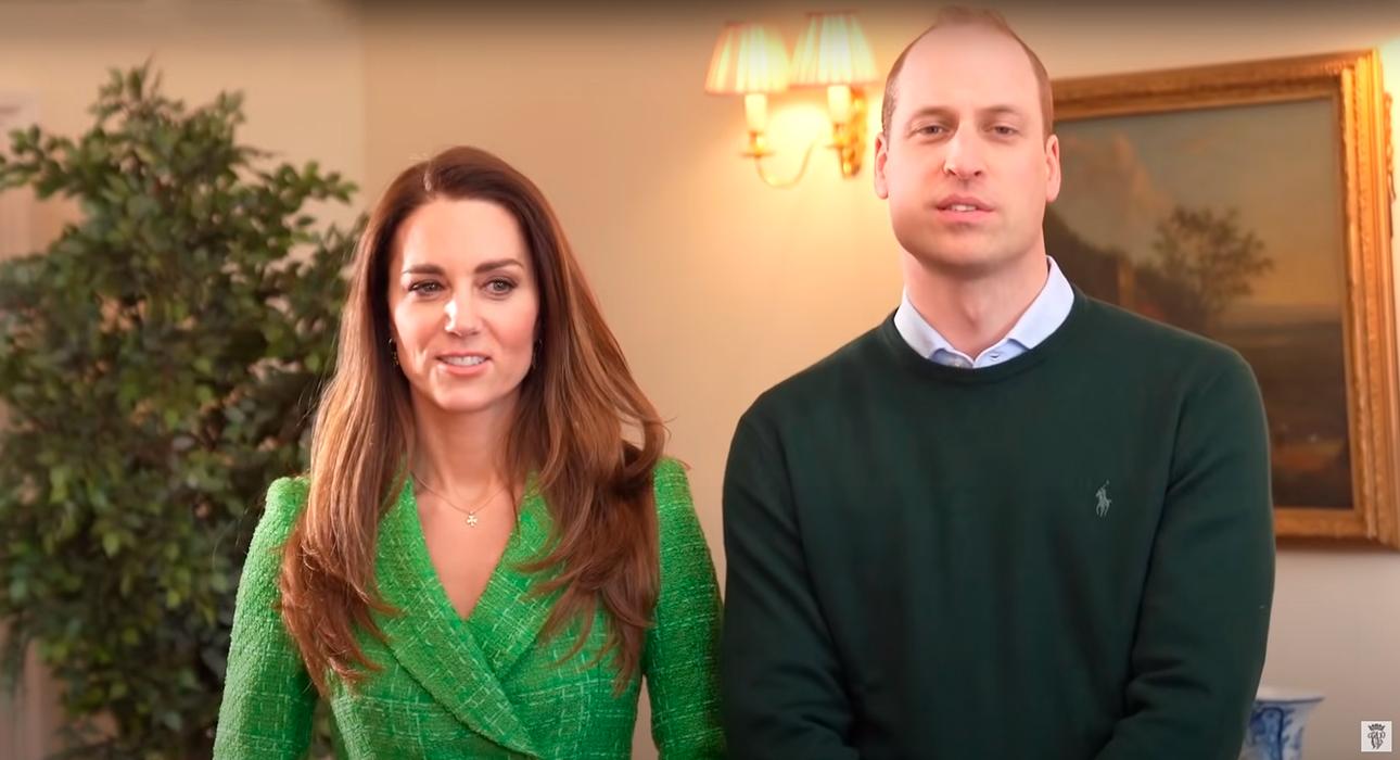 Видео дня: Кейт Миддлтон и принц Уильям завели официальный YouTube-канал