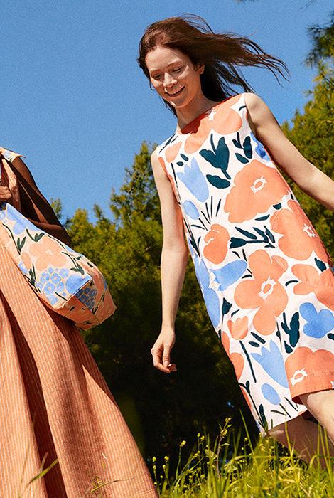 Style Notes: финская студия дизайна Marimekko и Uniqlo выпустят совместную капсульную коллекцию