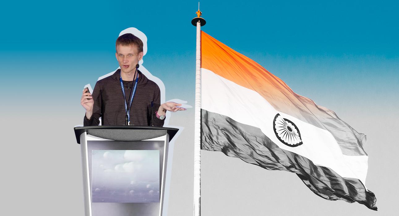 Виталик Бутерин — самый молодой криптовалютный миллиардер в мире, сделал пожертвование на борьбу с коронавирусом в Индии.