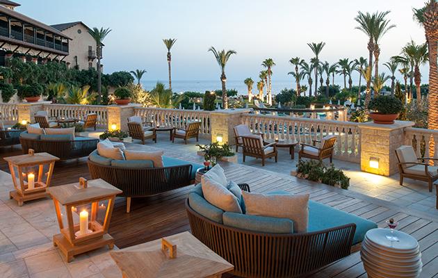 Отель Elysium в Пафосе