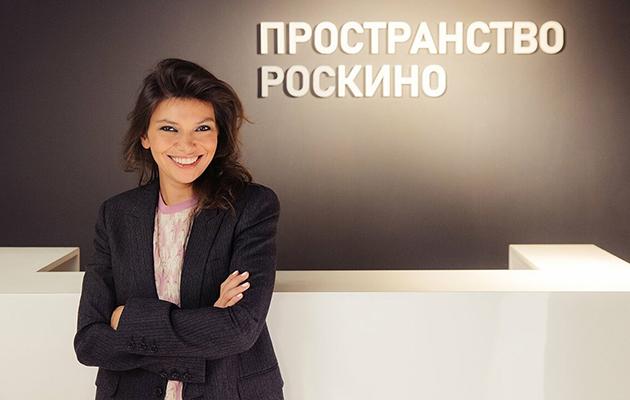 Евгения Маркова, глава «Роскино»