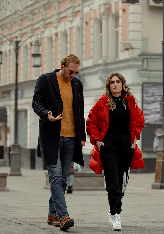 Андрей Бурковский и Рената Пиотровски