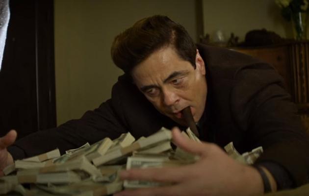 Трейлер криминального триллера Стивена Содерберга «Без резких движений»