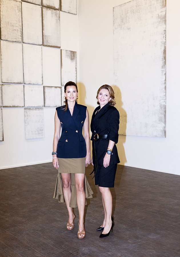 Екатерина Винокурова и Анастасия Карнеева (Smart Art)