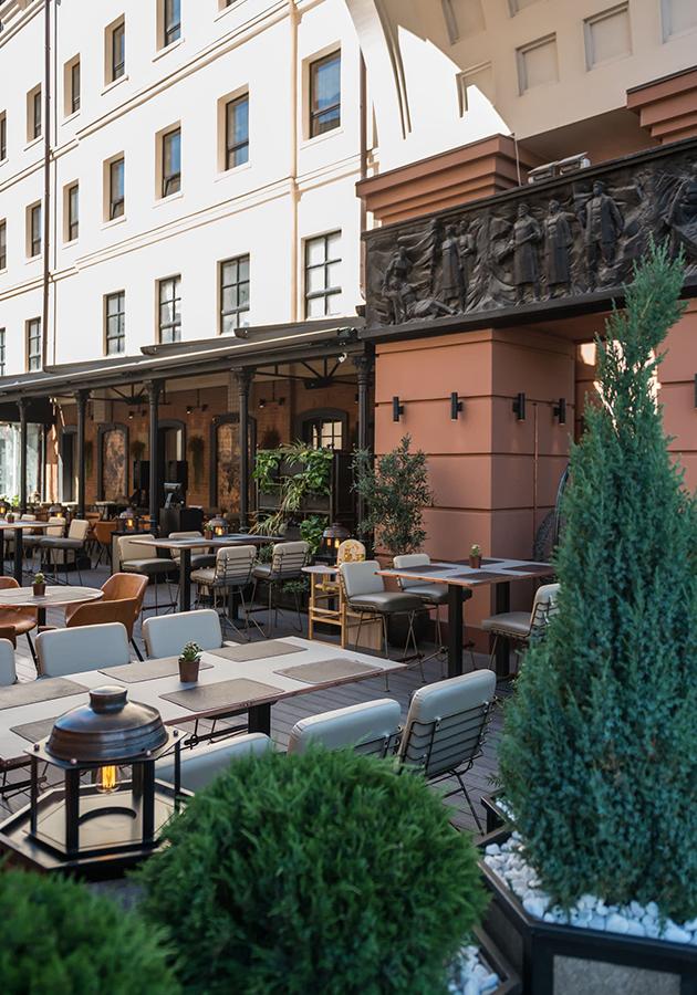 7 причин посетить ресторан La Fabbrica в Ростове-на-Дону